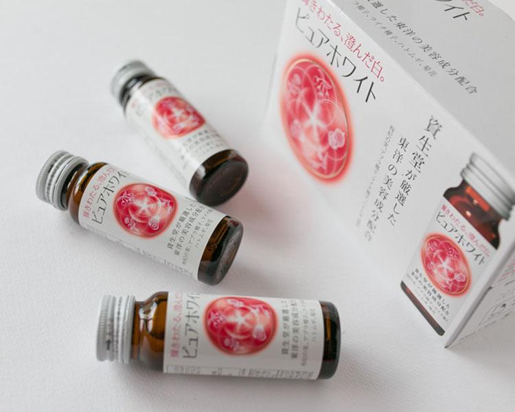 Công dụng của collagen Shiseido Pure White Dạng Nước