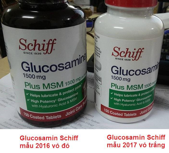 Review Schiff glucosamine 1500mg có tốt không?