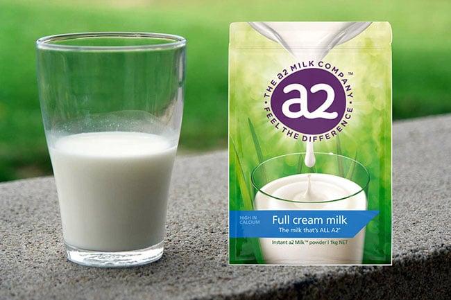 Uống sữa A2 có tăng chiều cao không