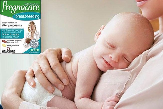 Vì sao nên bổ sung vitamin tổng hợp cho phụ nữ sau sinh