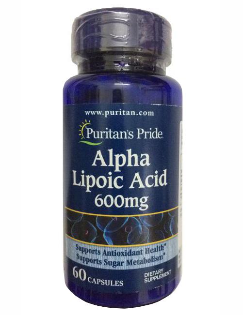Alpha Lipoic Acid là gì?