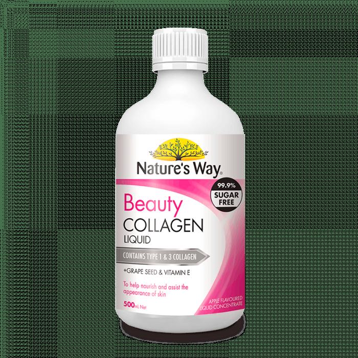Nature's Way Beauty Collagen Liquid có tốt không?