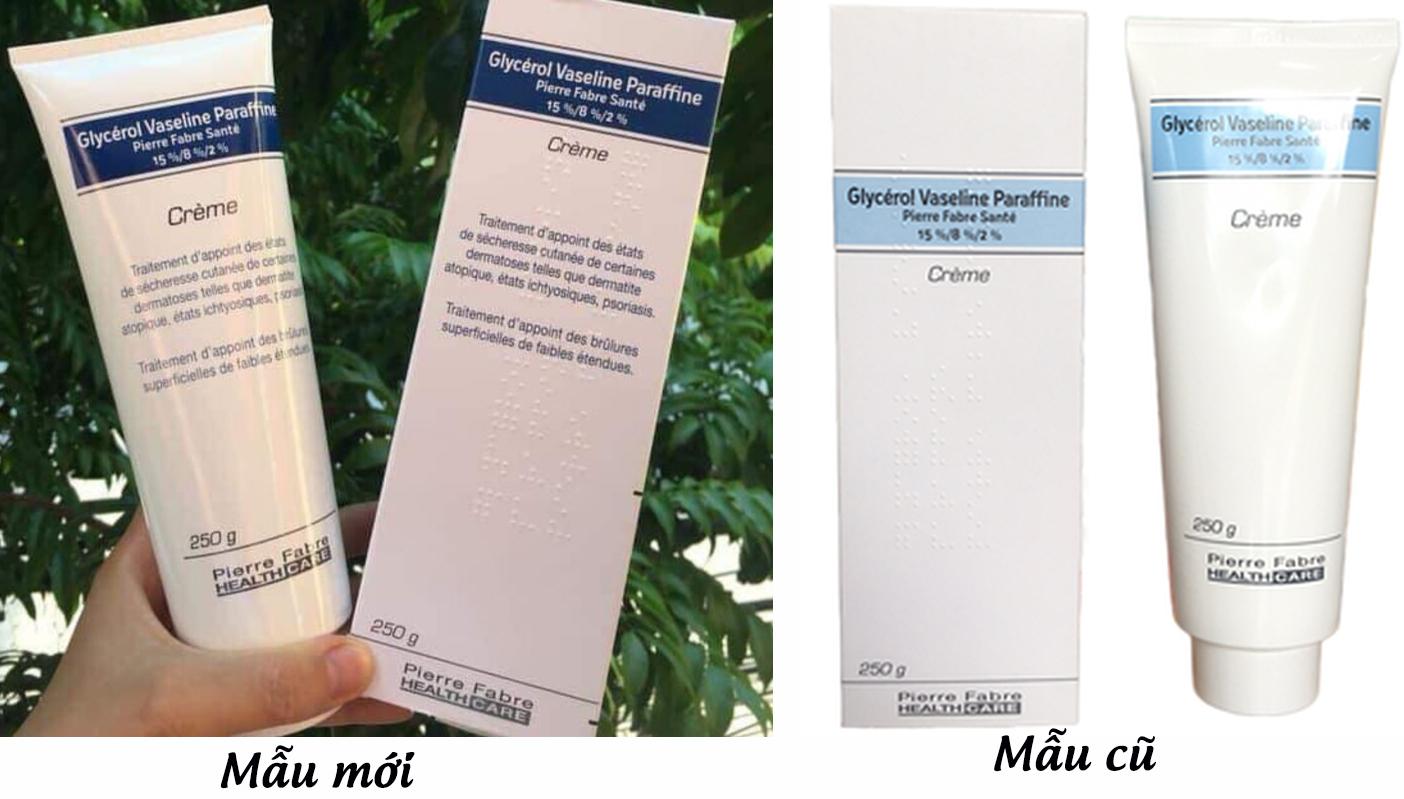 Kem dưỡng da Dexery hiệu quả cho bé 50g, 250g