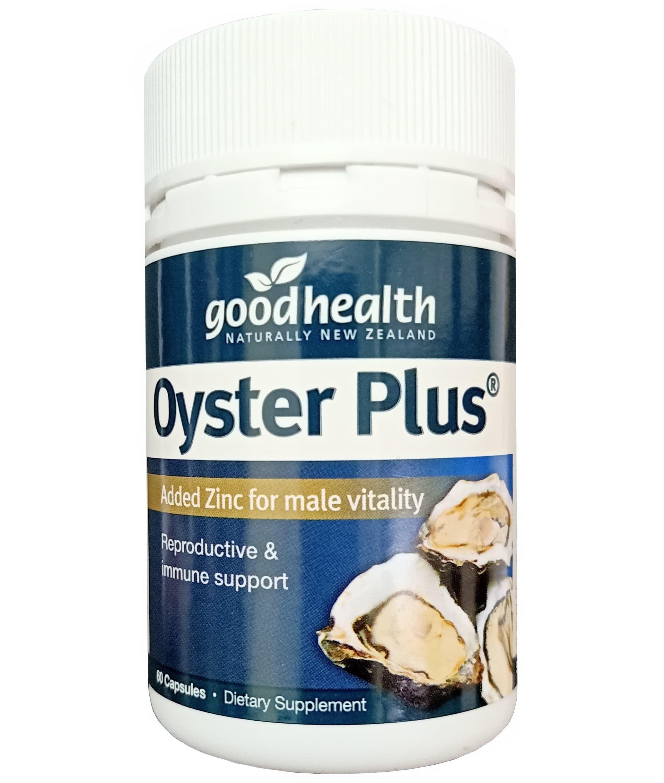Tinh chất hàu oyster plus goodhealth (New Zealand)