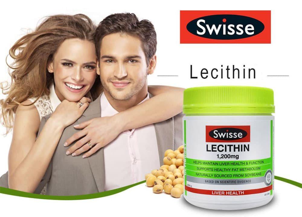 Mầm đậu nành Super Lecithin 1200mg
