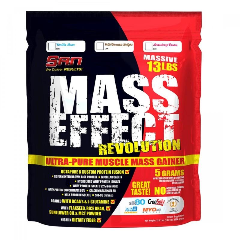 Thực phẩm hỗ trợ tăng cơ của Mỹ Mass Effect Revolution