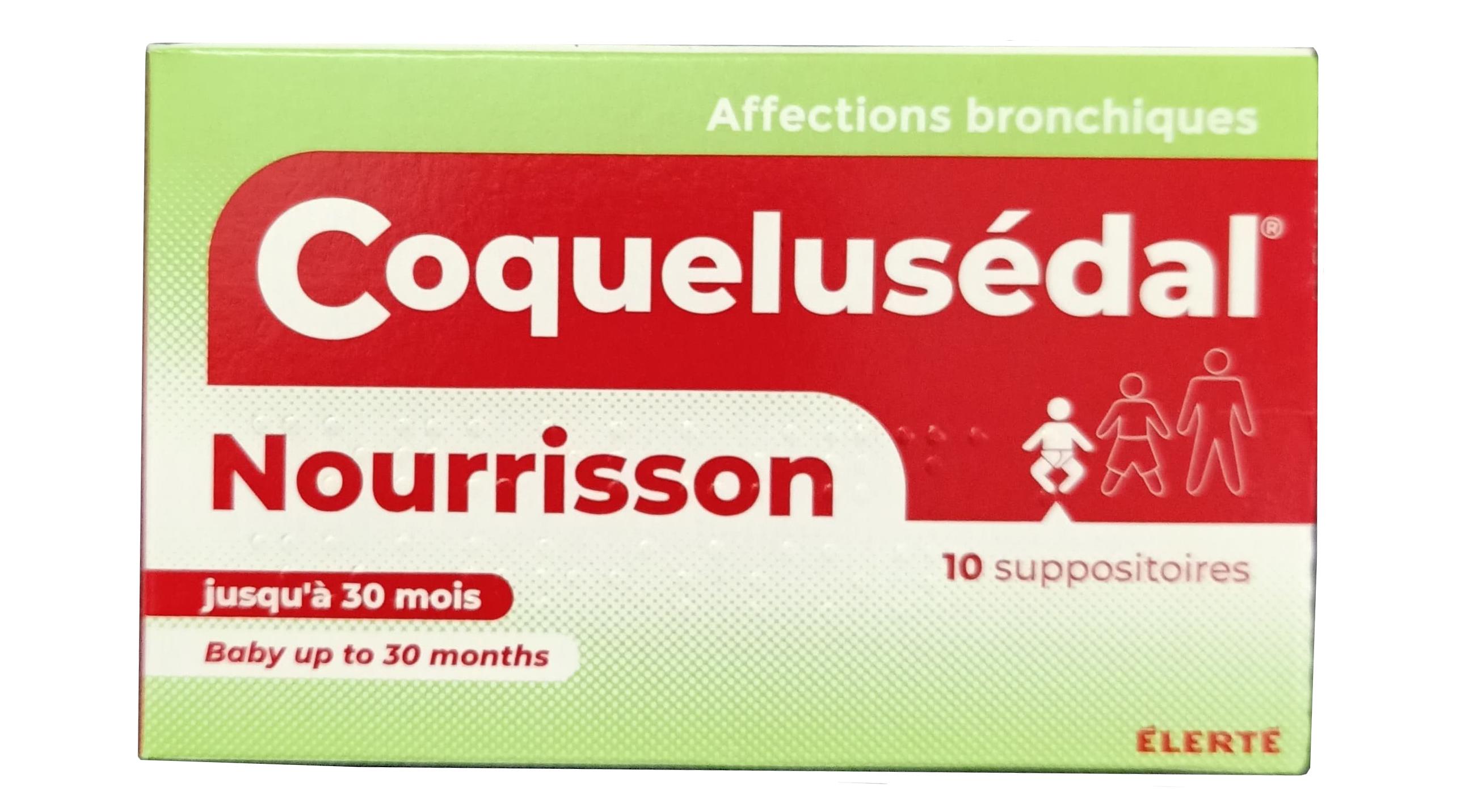 Coquelusedal cho trẻ từ sơ sinh tới 30 tháng mẫu mới