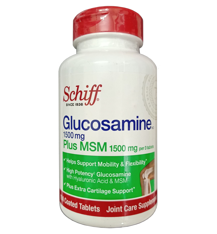 Glucosamine 1500mg schiff chính hãng
