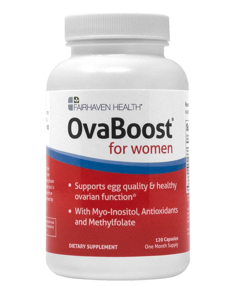 Ovaboost for women mẫu mới
