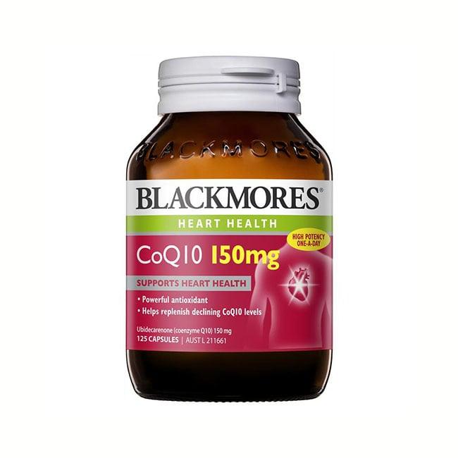 thuốc hỗ trợ tim mạch CoQ10 150mg Blackmores