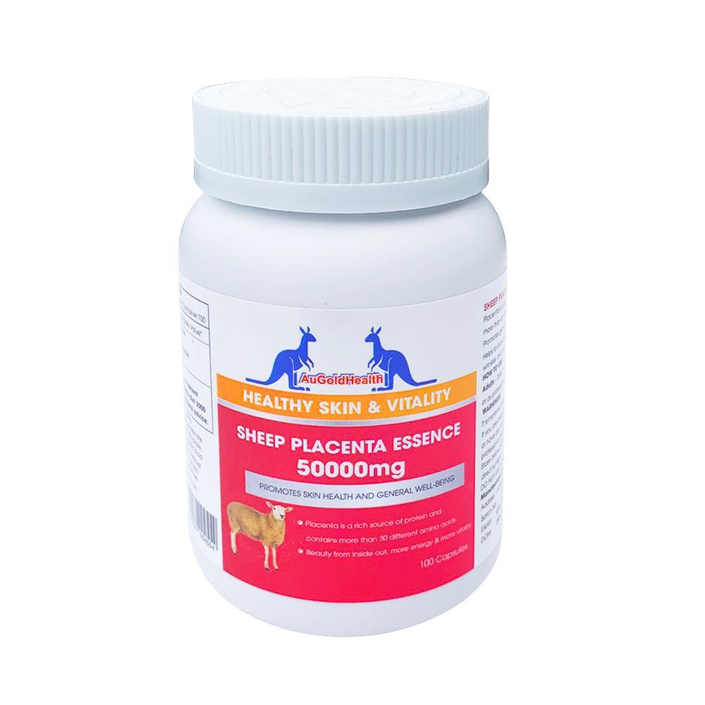 Viên uống nhau thai cừu Augoldhealth của Úc