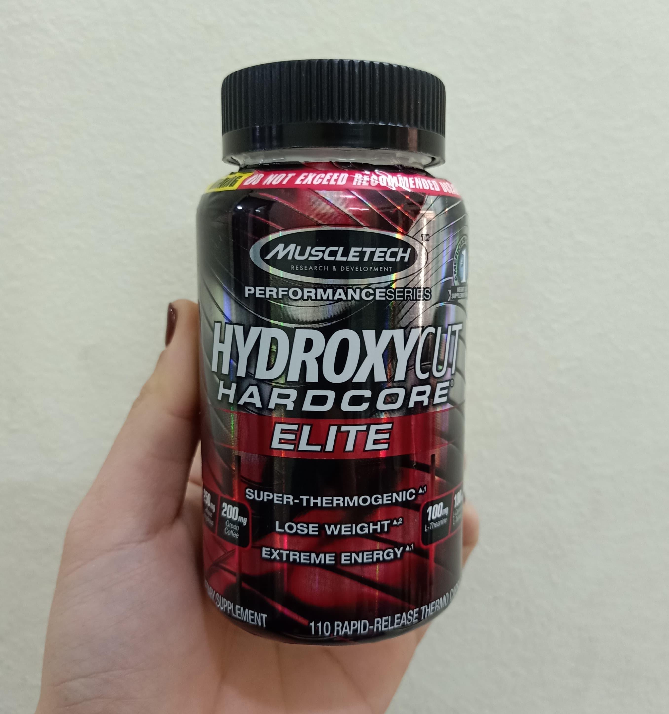 Sử dụng MuscleTech Hydroxycut Elite theo đúng hướng dẫn để có kết quả tốt