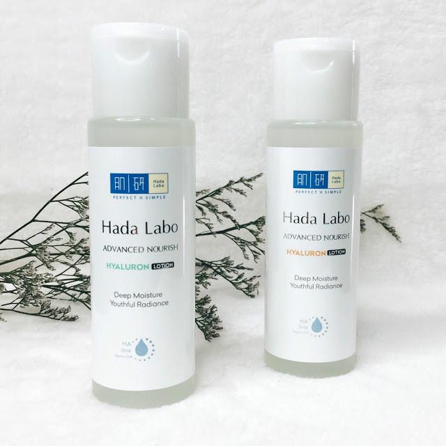 Dung dịch dưỡng ẩm Hada Labo Advanced Nourish Lotion 170ml