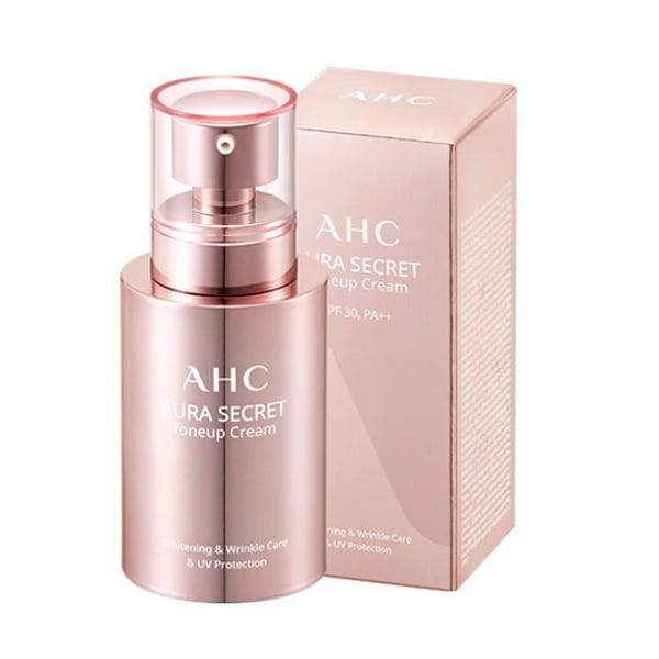 Kem AHC Aura Secret Tone Up Cream