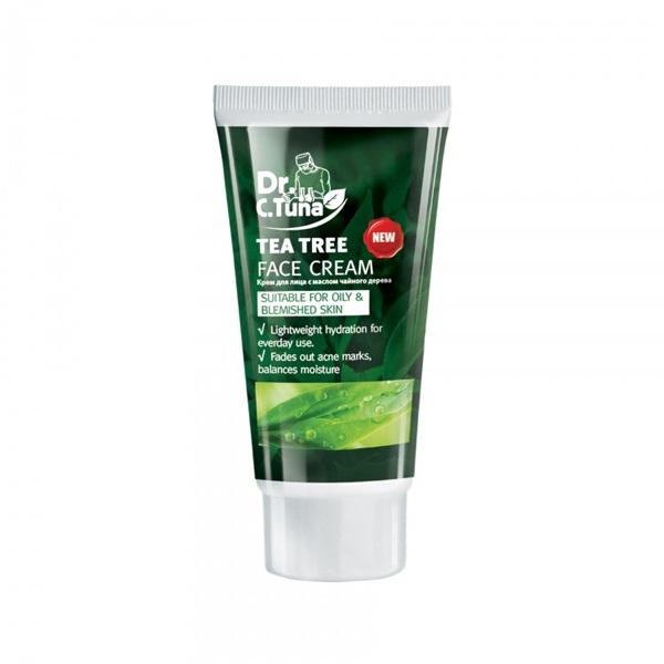 Kem dưỡng Dr. C.Tuna Tea Tree Face Cream