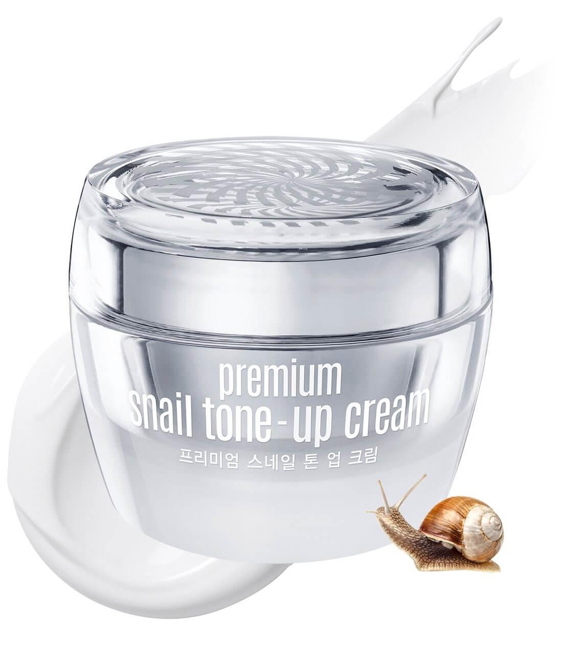 Kem ốc sên Premium Snail Tone Up Cream