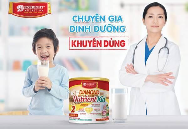 Sữa Diamond Nutrient Kid dinh dưỡng cho bé