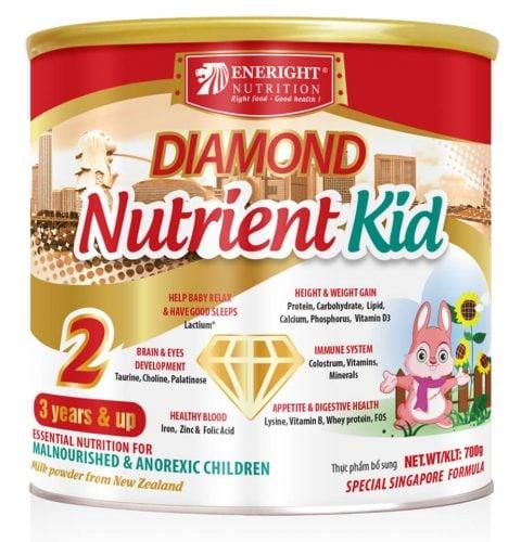 Sữa Diamond Nutrient Kid 2