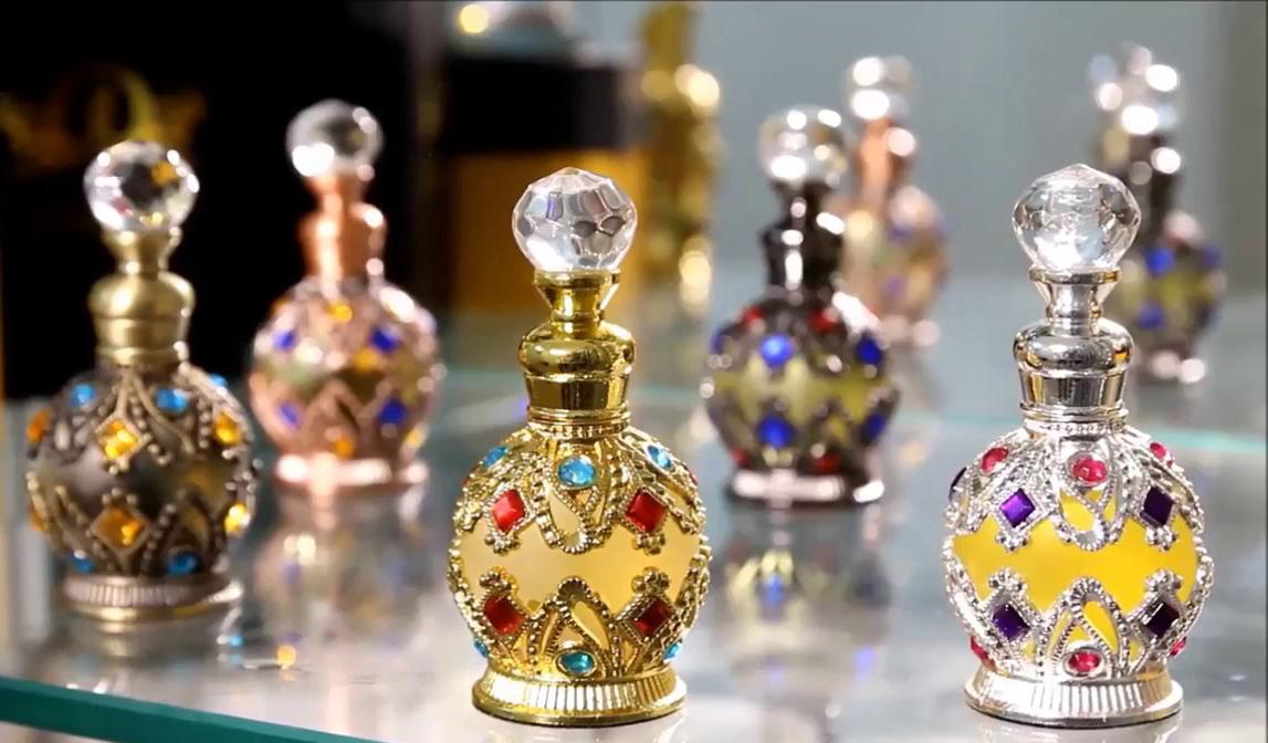 Tinh dầu nước hoa Dubai thiết kế sang trọng