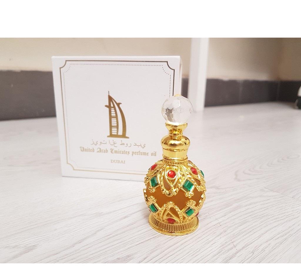 Tinh dầu nước hoa Dubai chai 15ml chính hương thơm dịu nhẹ