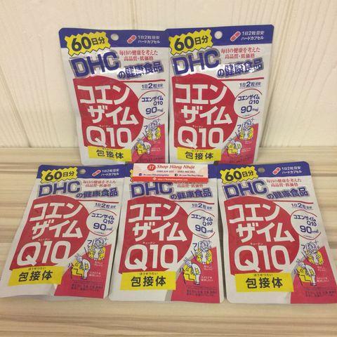 Viên uốngDHC Coenzyme Q10 của Nhật