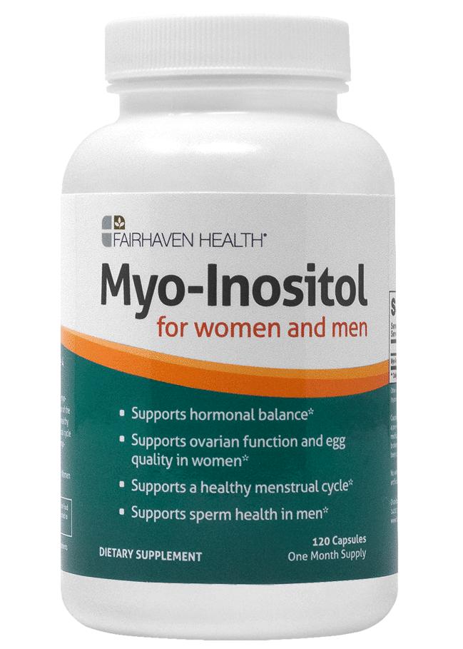 Viên uống Myo-Inositol mẫu mới