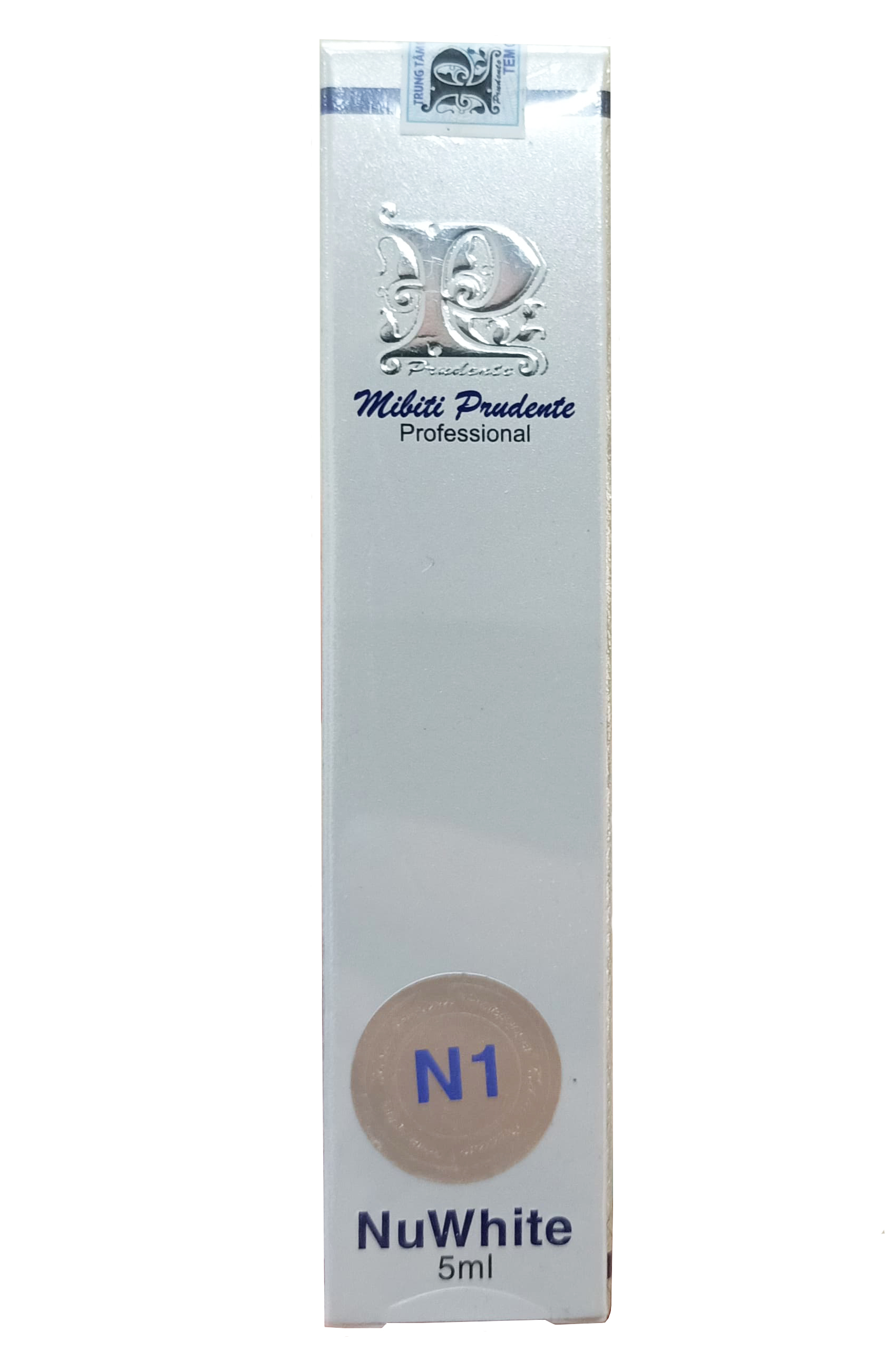 Kem làm hồng nhũ hoa Nuwhite N1 Mibiti Prudente mẫu mới