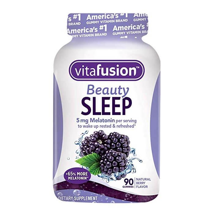 Kẹo dẻo ngủ ngon Vitafusion Beauty Sleep