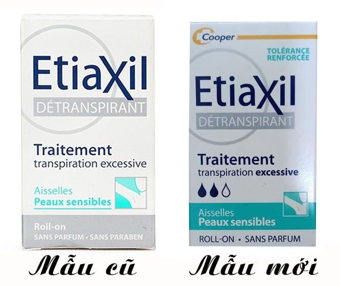 Etiaxil (xanh) dành cho da nhạy cảm