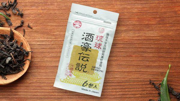 Viên uống giải rượu Shugo Densetsu của Nhật Bản hiệu quả