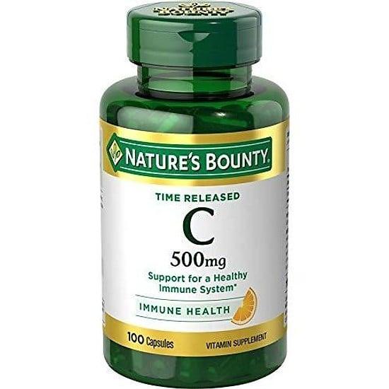 Viên Uống Nature's Bounty Vitamin C Immune Health 100 viên