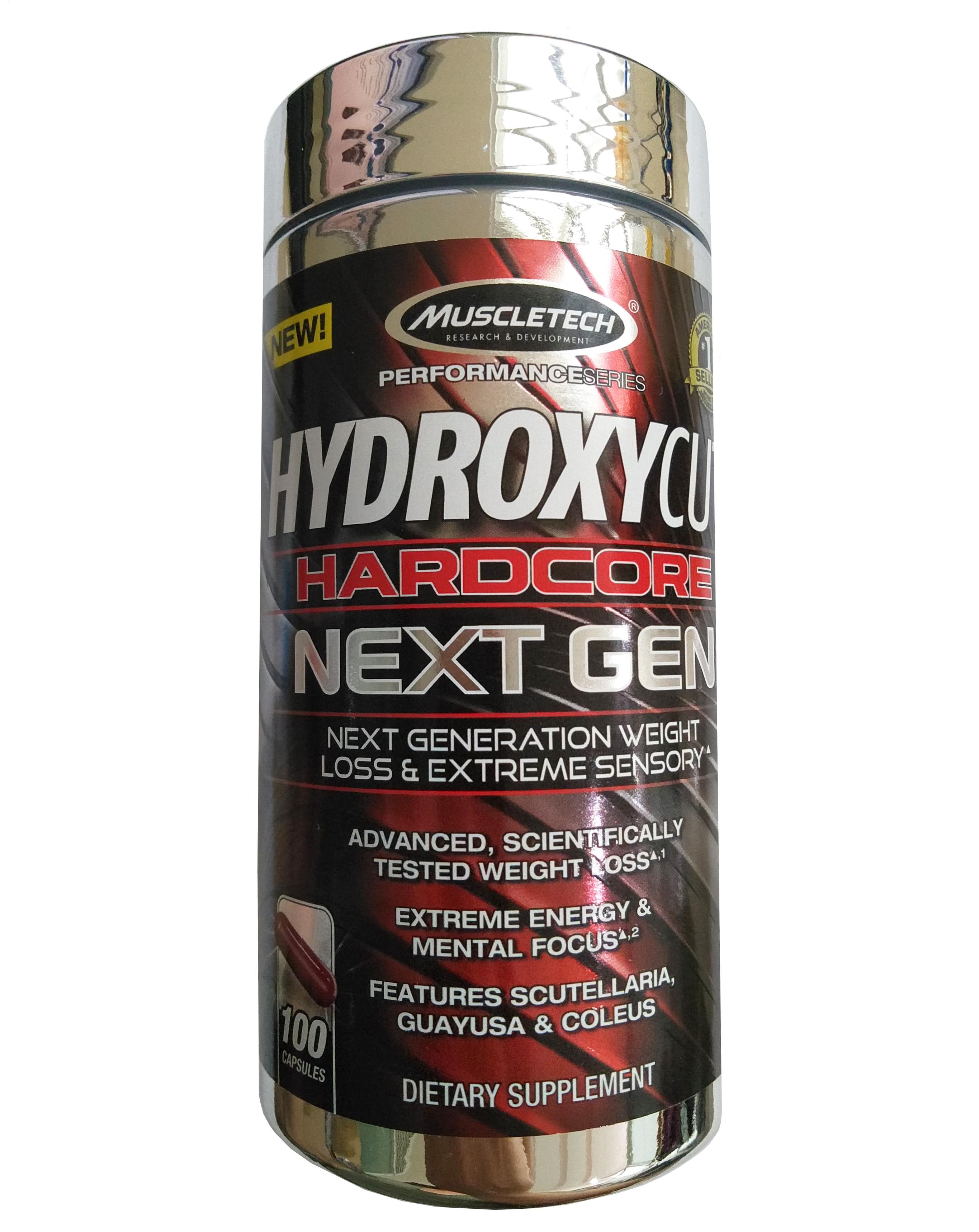 Hydroxycut Next Gensản phẩm cải tiến củaHydroxycut