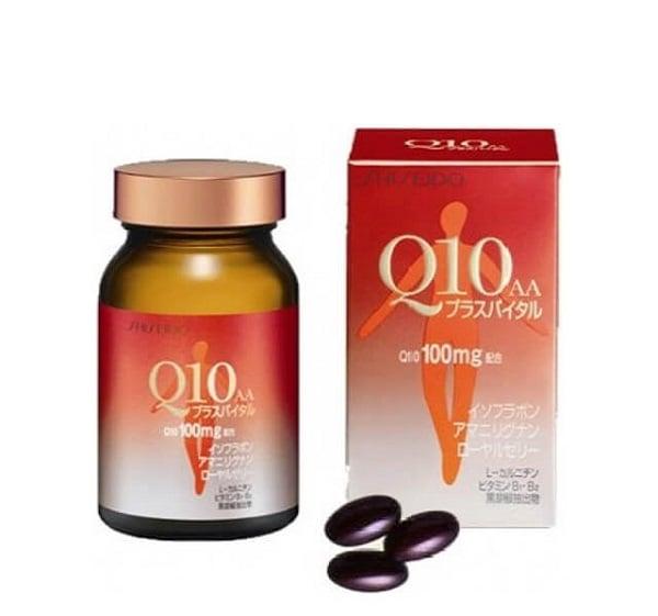 Viên uống Shiseido Q10 AA 100mg