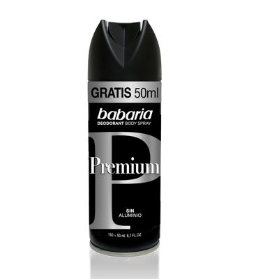 Xịt khử mùi Babaria Gratis Premium