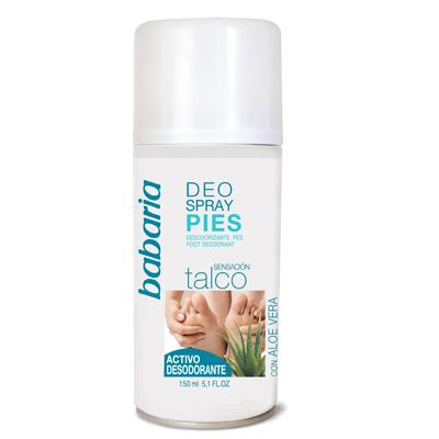 Xịt khử mùi hôi chân Babaria Deo Spray Pies