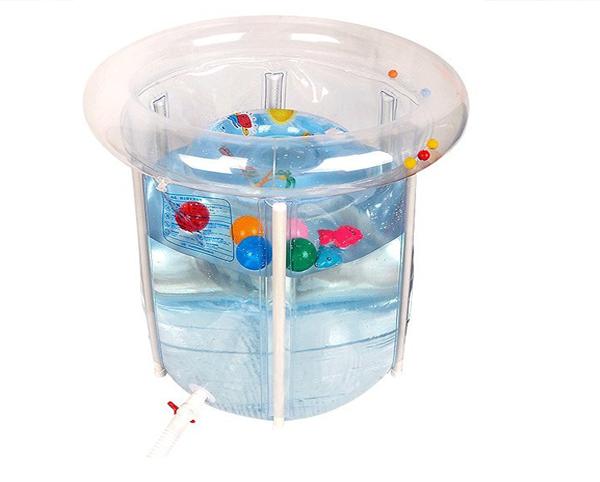 Bể bơi phao Doctor Dolphincho thiết kế chắc chắn
