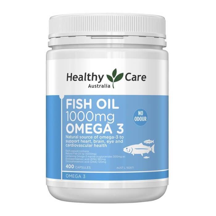 Dầu cá Omega 3 Healthy CareFish Oil 1000mg