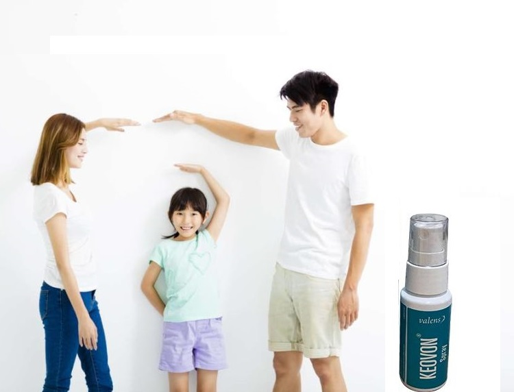 Xịt Keovon Spray Vitamin K2 kích thích tăng chiều cao