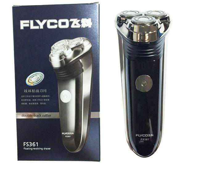 Nguyên hộp máy cạo râu Philips Flyco FS361 đầy đủ thiết bị