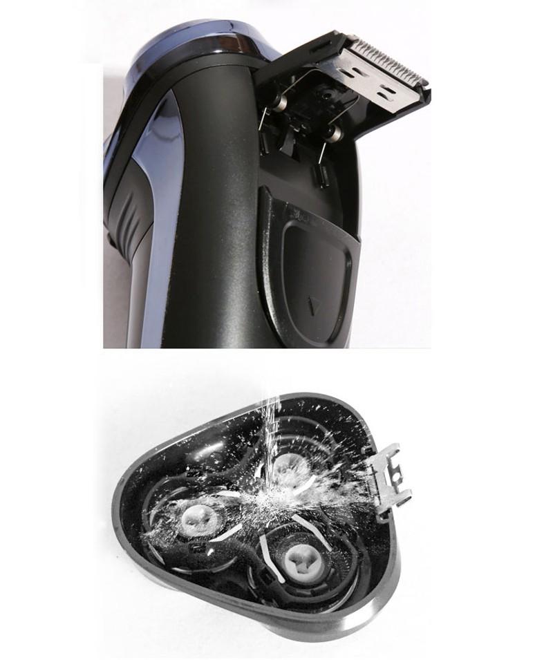 Lưỡi tông đơ mặt sau của máy cạo râu Flyco FS362