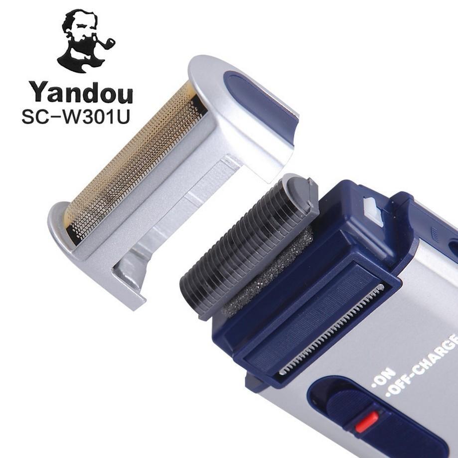 Đầu dao cạo sắc bén máy cạo râu Yandou SCW 301u