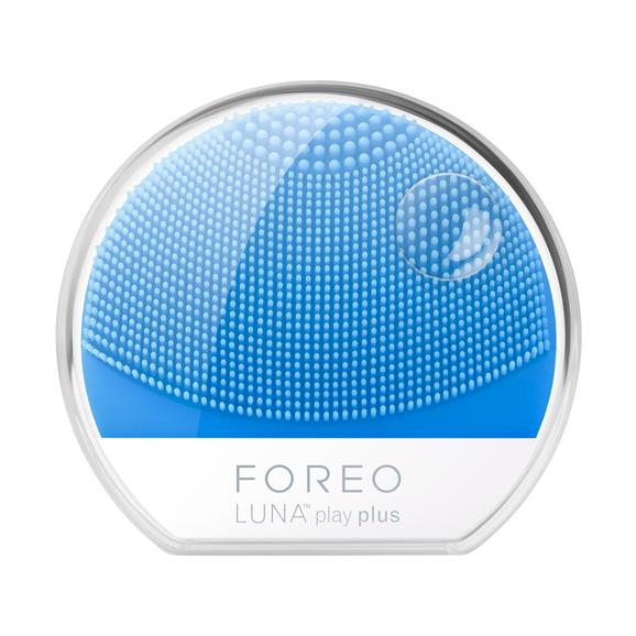 Máy rửa mặt Foreo Luna Play Plus (màu xanh)