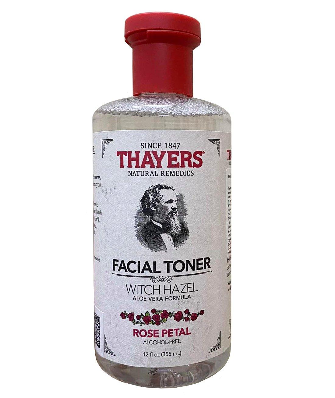 Nước hoa hồng Thayers mẫu mới