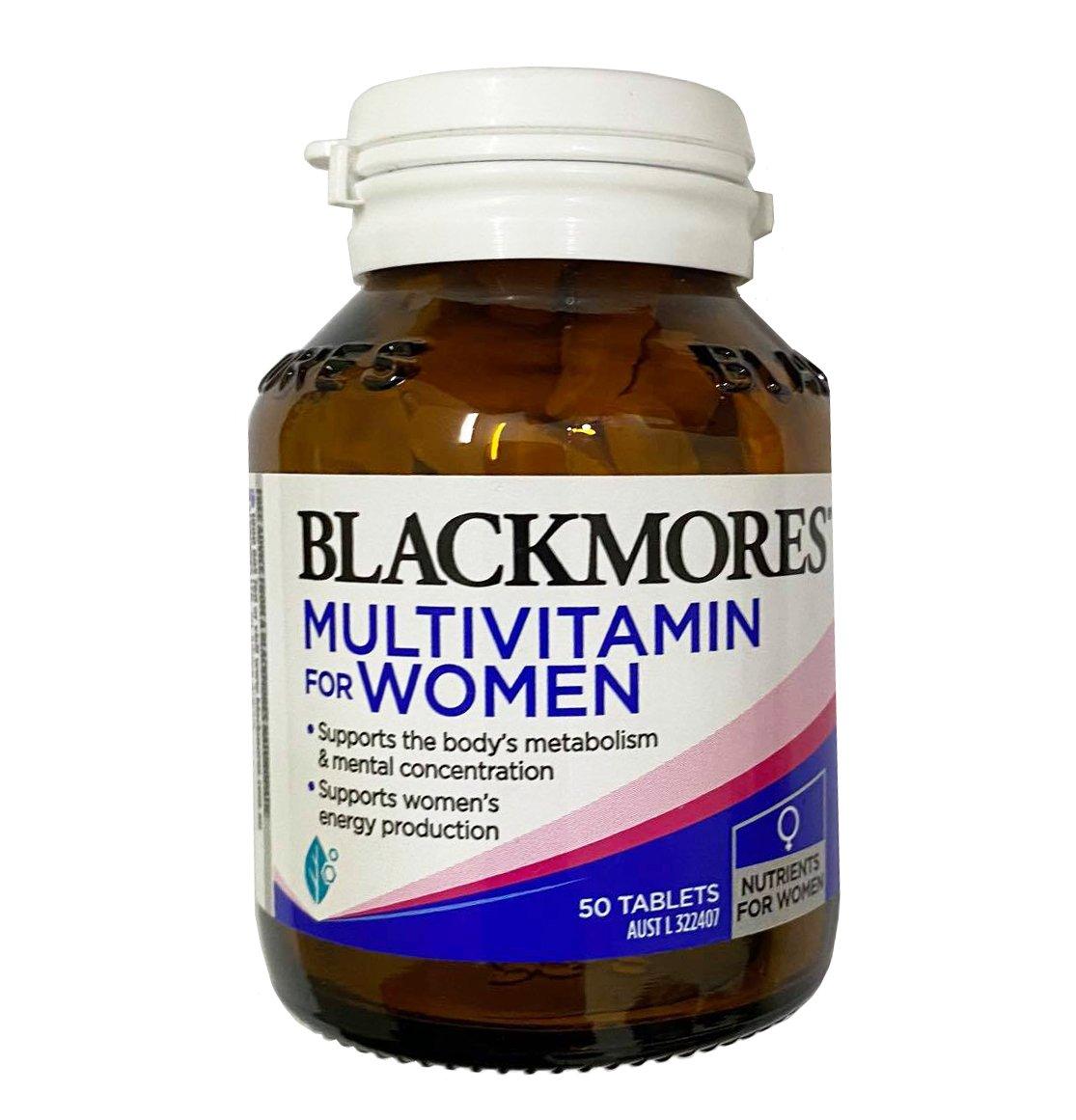Viên uống bổ sung vitamin cho phụ nữ