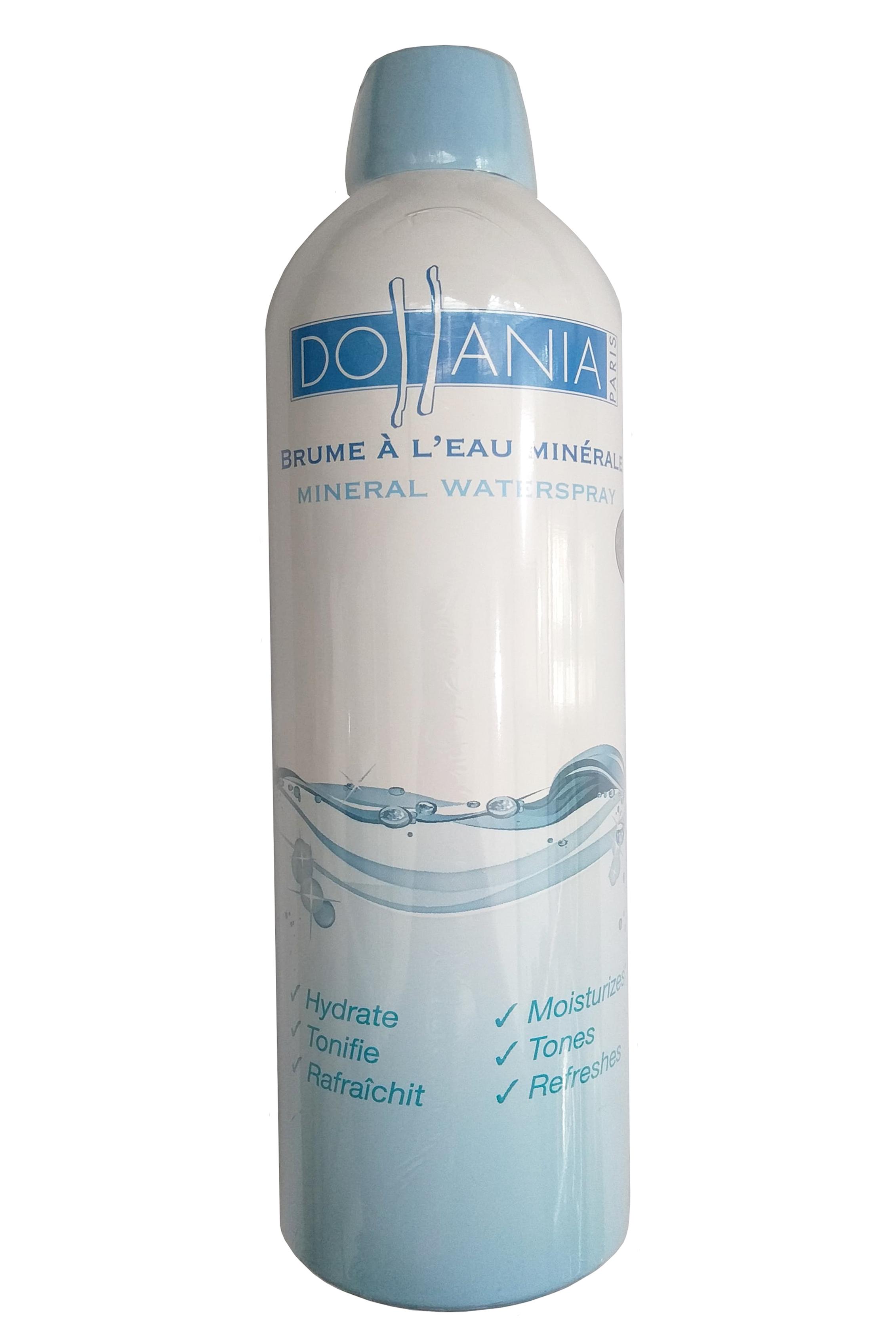 Xịt khoáng Dollania 400ml chính hãng từ Pháp