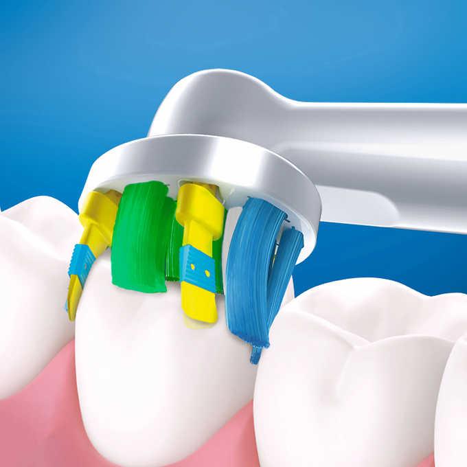 Bàn chải tác động dịu nhẹ mềm mại cho răng nhạy cảm