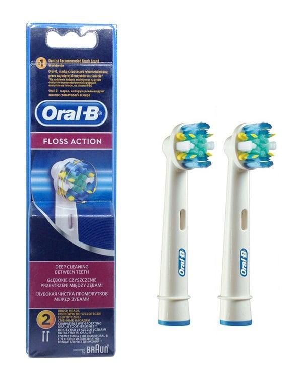 Bộ đôi đầu bàn chải Oral-B Flossaction