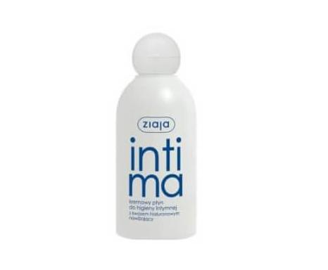 Dung dịch vệ sinh phụ nữ Intima Ziaja màu xanh đậm