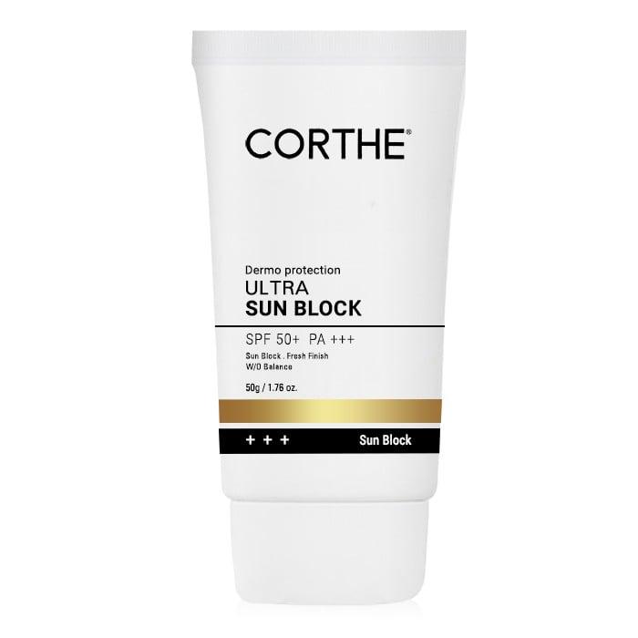 Kem chống nắng Corthe ULTra Sun BLock SPF50+ PA+++
