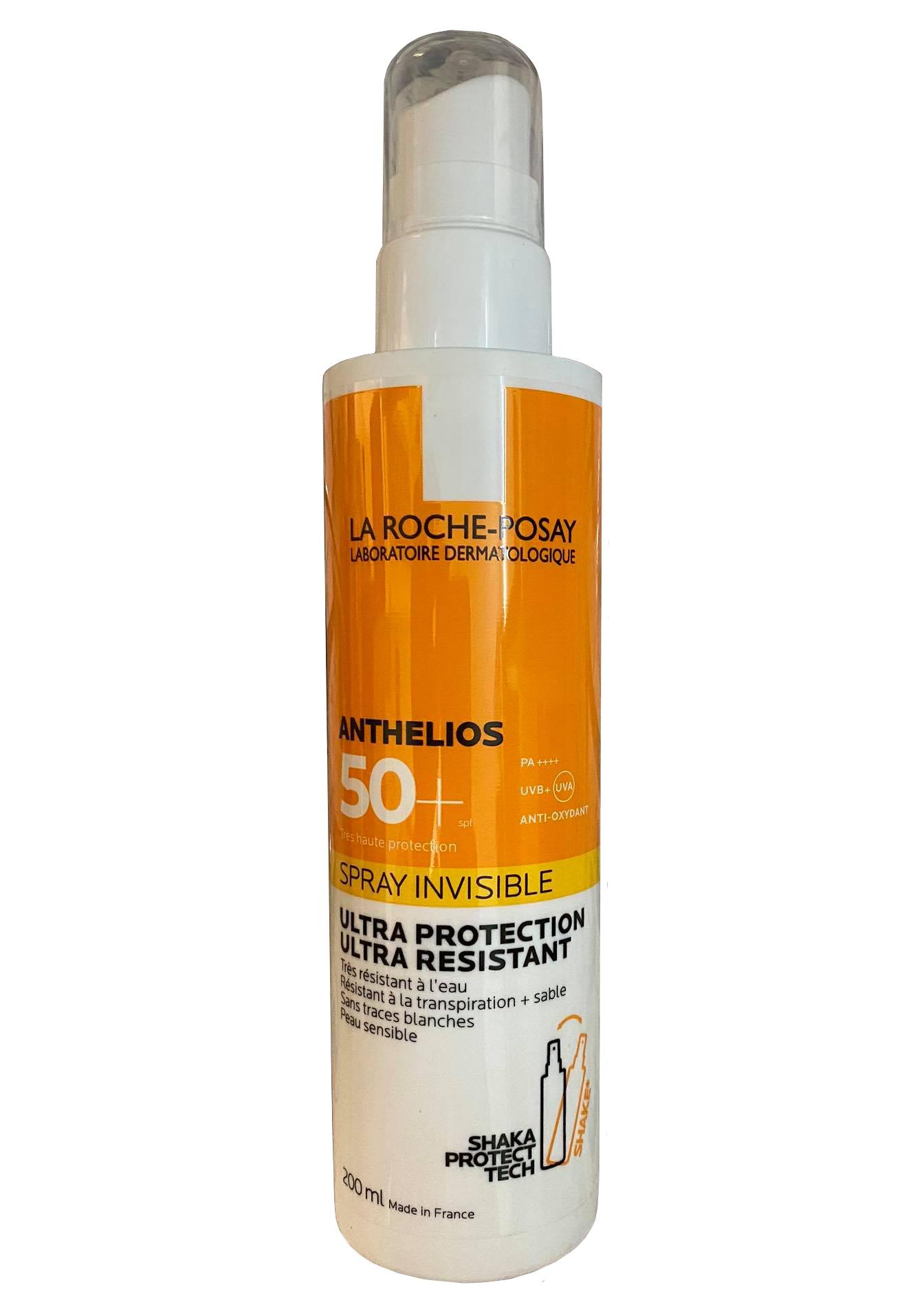 Kem chống nắng La Roche Posay Anthelios XL SPF 50+ dạng xịt có tác dụng chống nắng và dưỡng ẩm cho da hiệu quả